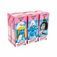 leche-gloria-sabor-fresa-en-cajita-pack-6un