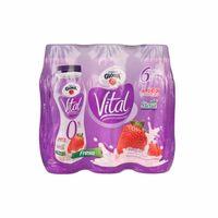 yogurt-gloria-vital-fresa-6-pack-200-gr