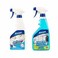 desinfectante-para-bano-binner-limpiador-vidrios-botella-500ml-paquete-2un