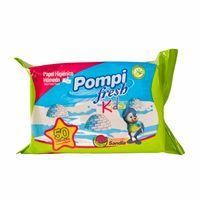 papel-higienico-humedo-pompi-fresh-kids-aroma-sandia-paquete-50un