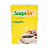 endulzante-sugafor-tableta-caja-100un
