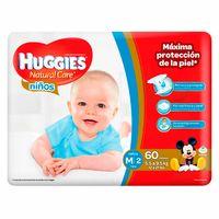 panal-para-bebe-huggies-hiper-natural-care-nino-talla-m-paquete-60un