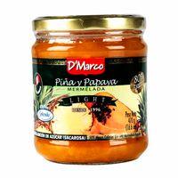 mermelada-dmarco-dietetica-de-pina-y-papaya-frasco-470gr