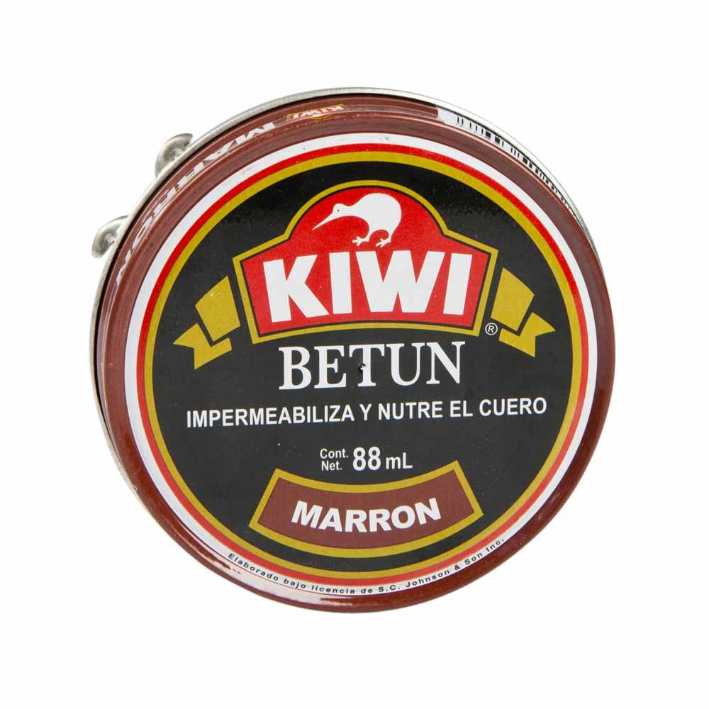 9000b72c Betún en pasta para calzado KIWI Marrón Lata 88Ml - Vivanda