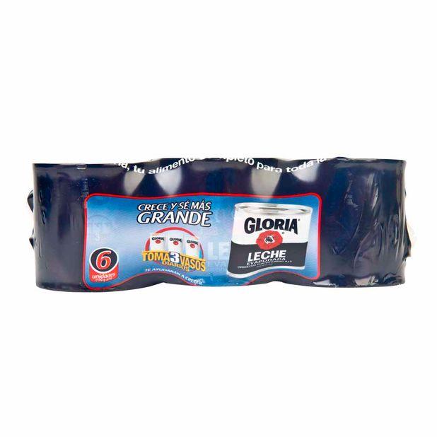 leche-gloria-evaporada-entera-6-pack-170gr