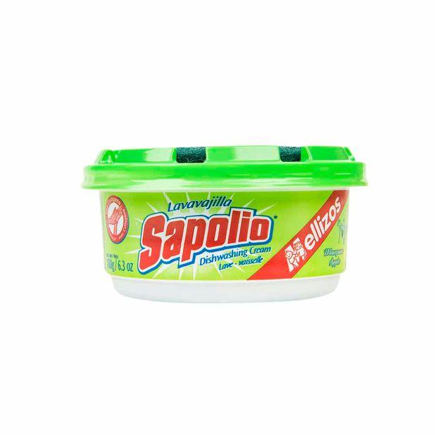lavavajilla-en-pasta-sapolio-manzana-pote-180gr