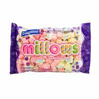 marshmallow-millows-sabor-frutado-forma-de-margarita-bolsa-145gr