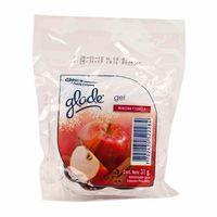ambientador-en-gel-glade-manzana-y-canela-bolsa-31gr