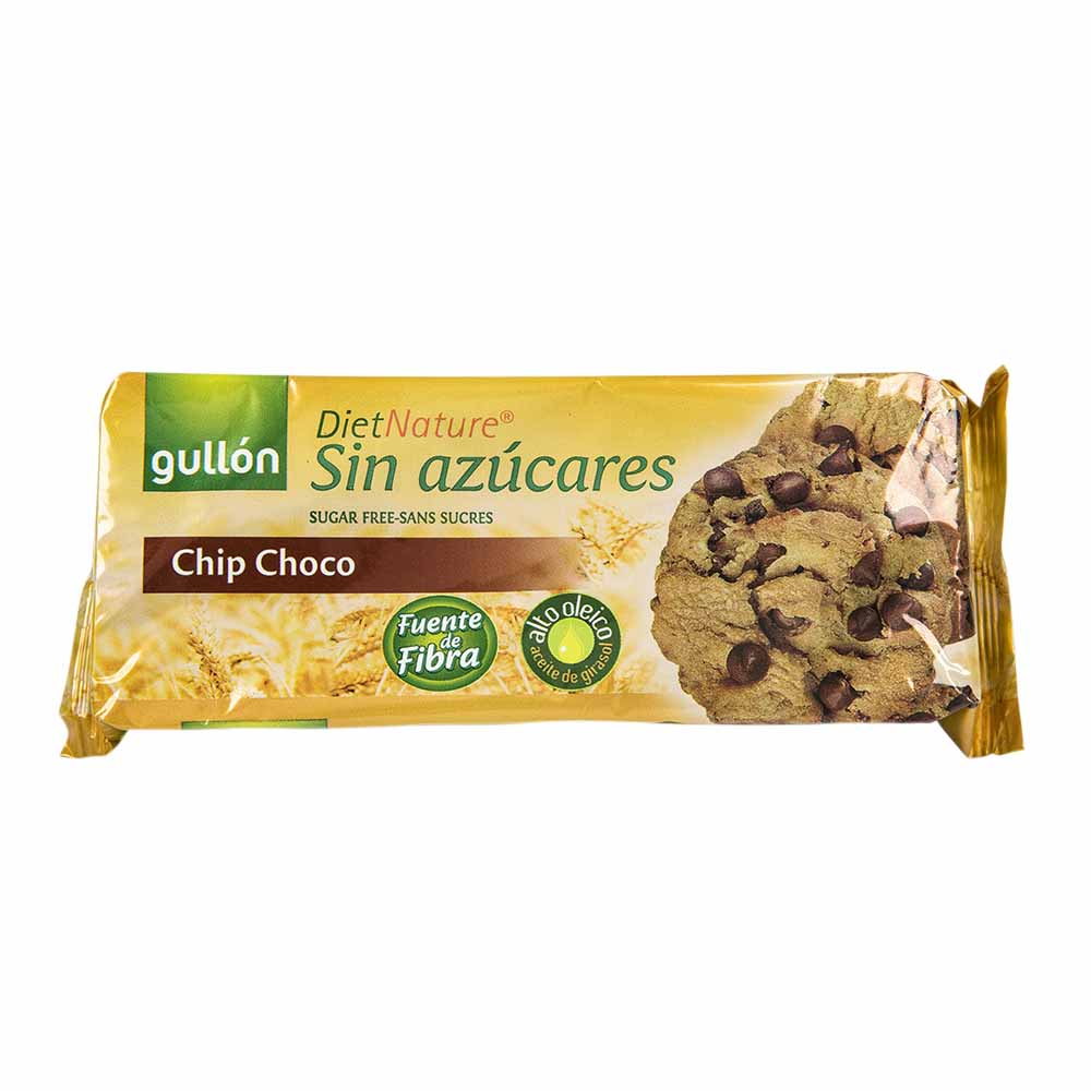 Galletas Gullon Chocolate Envoltura 125gr