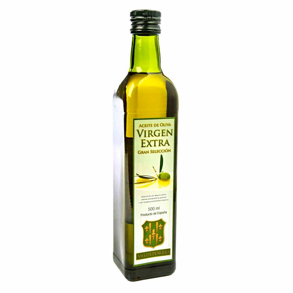 e52d84681d7 Aceite de Oliva VALDEPORRES Extra Virgen Botella 250ml - Vivanda