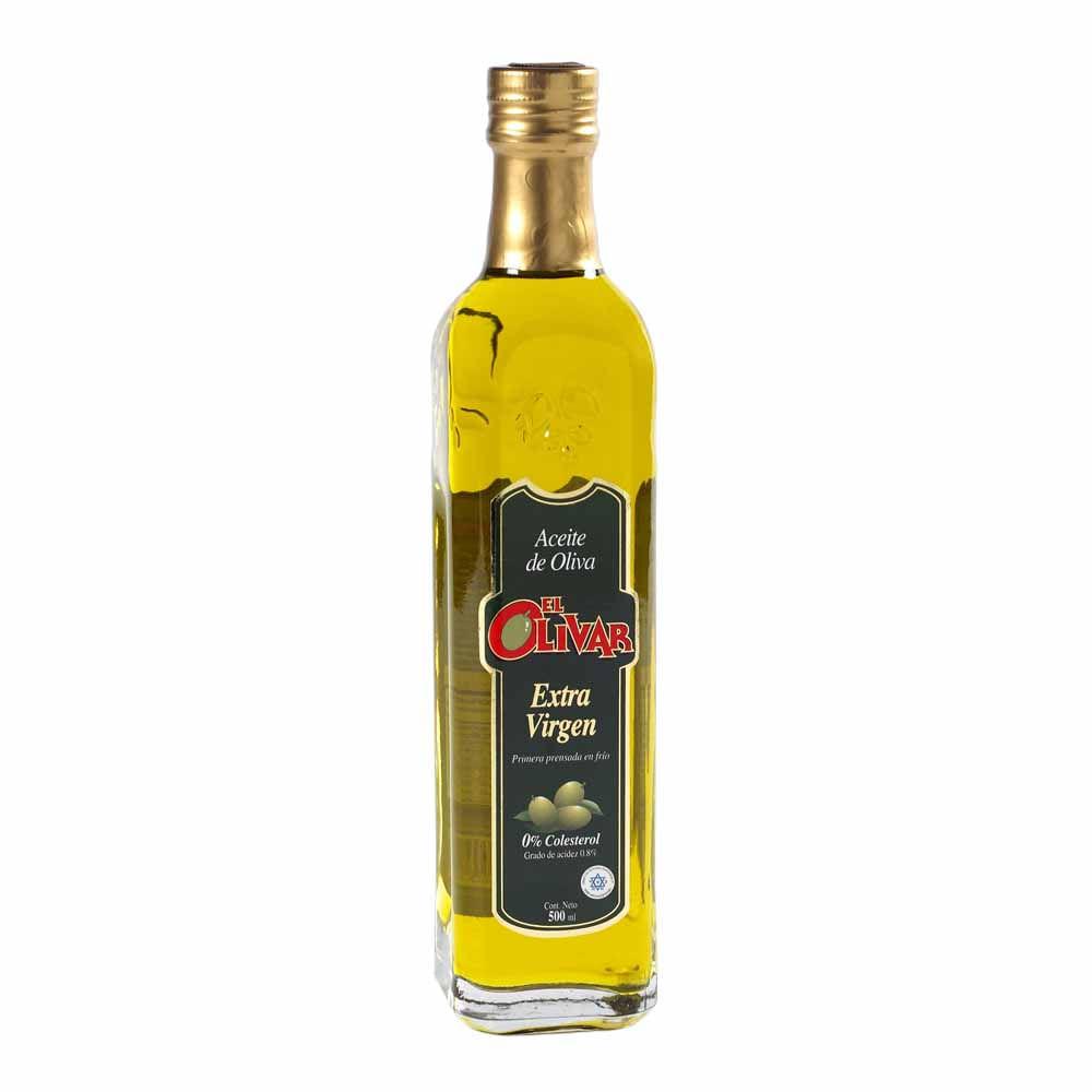4a898c4dbd5 Aceite de Oliva EL OLIVAR Extra Virgen Botella 500ml - Vivanda
