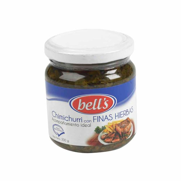 salsa-bells-chimichurri-finas-hierbas-frasco-200gr