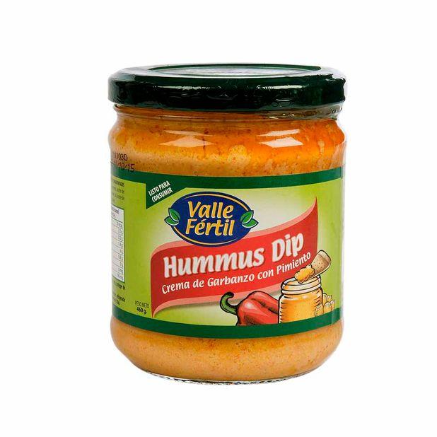 crema-humus-dip-de-garbanzo-con-pimiento-frasco-460gr