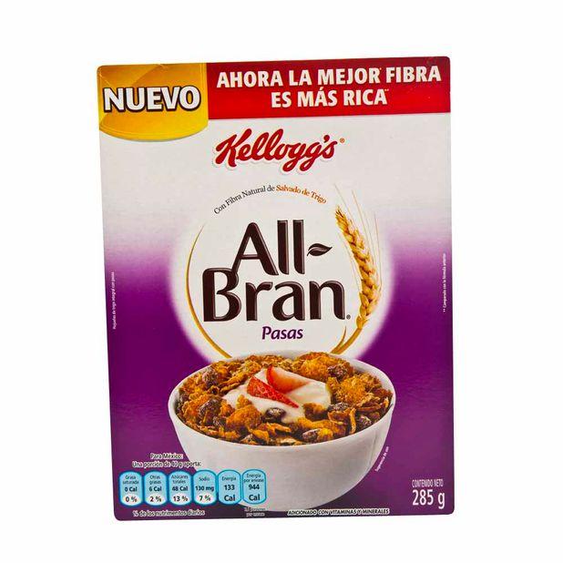 cereal-kelloggs-all-bran-pasas-caja-285gr