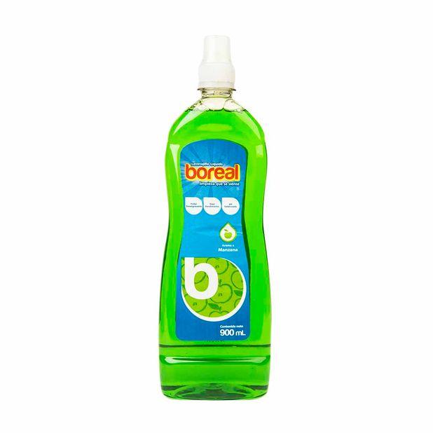 lavavajilla-liquido-boreal-manzana-botella-900ml