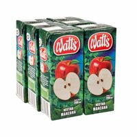 nectar-watts-manzana-6-pack-caja-200ml