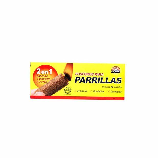 fosforos-inti-parrillero-caja-10un