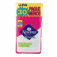toalla-higienica-nosotras-natural-paquete-30un