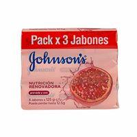 jabon-para-bebe-johnsons-baby-granada-y-uva-bolsa-125gr-paquete-3un