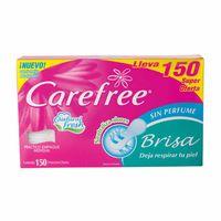 protector-diario-carefree-brisa-caja-150un