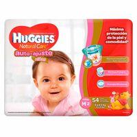 panal-para-bebe-huggies-hiper-natural-care-nina-autoajuste-talla-m-paquete-54un
