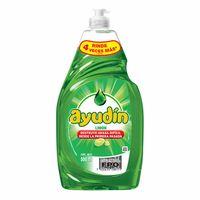 lavavajilla-liquido-ayudin-limon-botella-500ml
