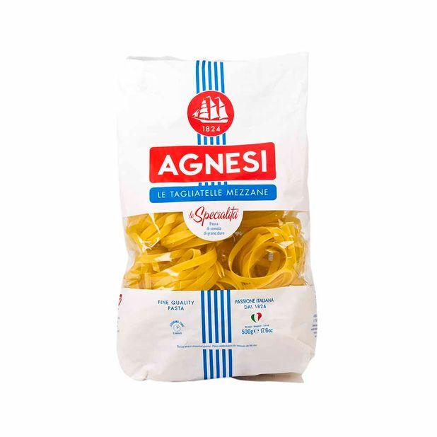 fideos-agnesi-tagliatelle-mezzane-bolsa-500gr