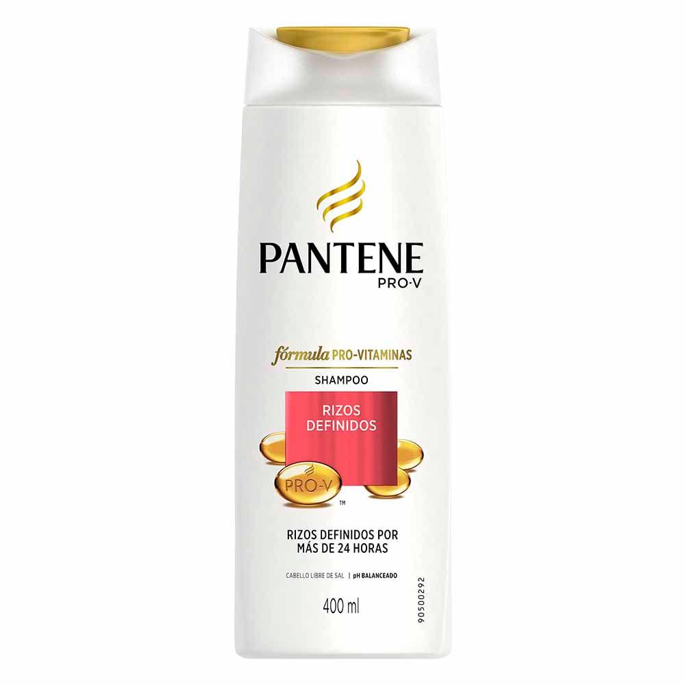 Shampoo Pantene Pro V Rizos Definidos Frasco 400ml