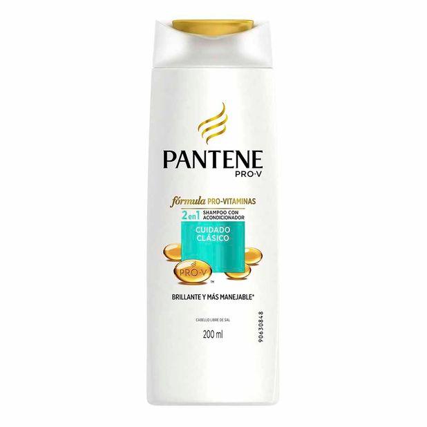 shampoo-pantene-pro-v-2en1-cuidado-clasico-frasco-200ml