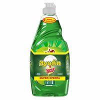 lavavajilla-liquido-ayudin-limon-botella-900ml-esponja