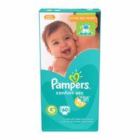 panal-para-bebe-pampers-confort-sec-talla-g-paquete-60un