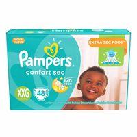 panal-para-bebe-pampers-confort-sec-talla-xxg-paquete-48un