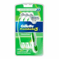 maquina-de-afeitar-gillete-prestobarba-3-sensecare-descartable-paquete-4un