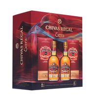 whisky-chivas-regal-extra-pack-2un-botella-750ml