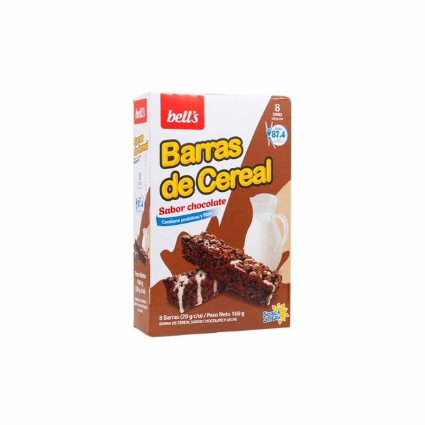 cereal-en-barra-bells-chocolate-caja-8un