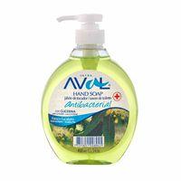 jabon-liquido-aval-antibacterial-eucalipto-fresco-botella-400ml