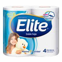 papel-higienico-elite-doble-hoja-paquete-4-rollos