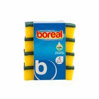 esponja-boreal-doble-uso-paquete-4un