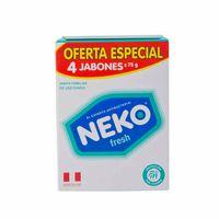 jabon-de-tocador-neko-fresh-paquete-4un