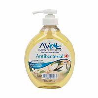 jabon-liquido-aval-antibacterial-magica-vainilla-botella-400ml