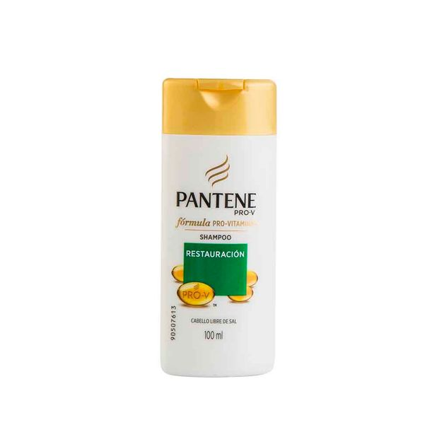 shampoo-pantene-restauracion-frasco-100ml