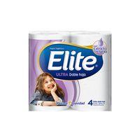 papel-higienico-doble-hoja-elite-ultra-paquete-4un