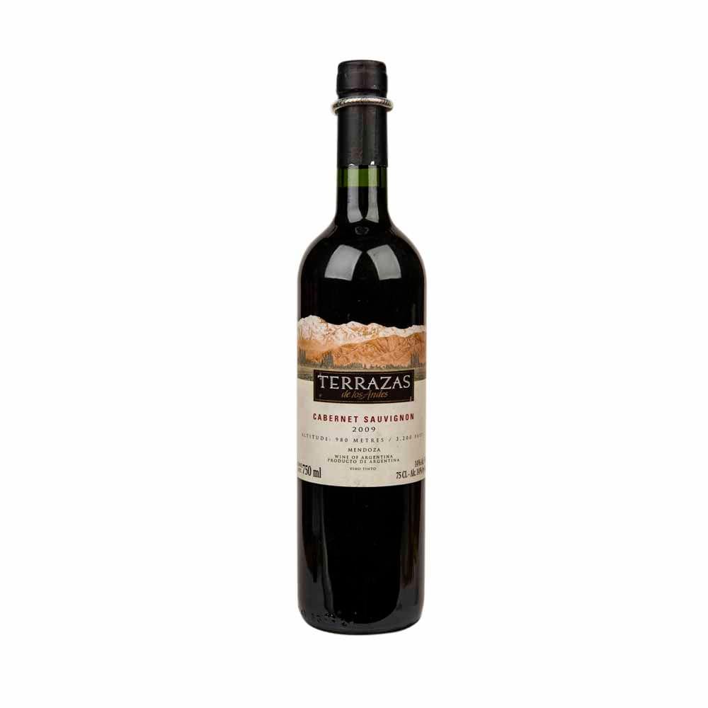 Vino Terrazas Reserva Chardonnay Botella 750ml