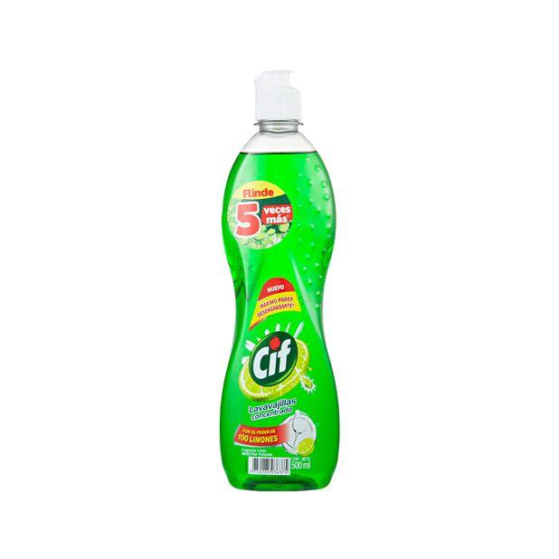 lavavajillas-cif-limon-frasco-500ml-1