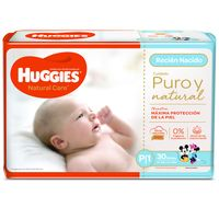panal-para-bebe-huggies-natural-care-primeros-100-dias-talla-p-paquete-30un
