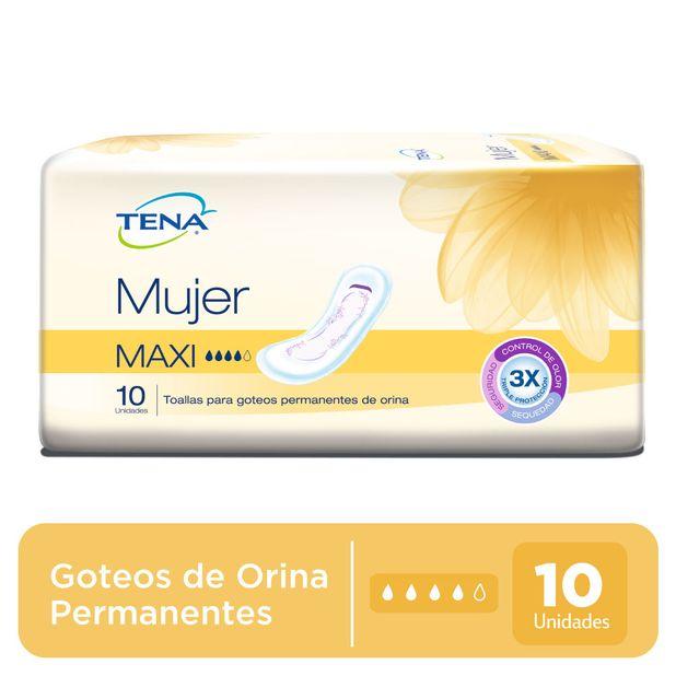 incontinencia-leve-tena-panal-mujer-maxi-paquete-10un