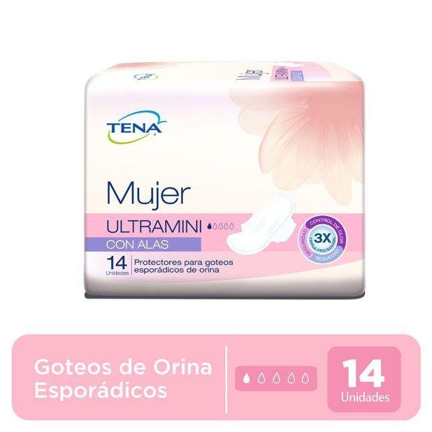 incontinencia-leve-tena-panal-mujer-ultramini-con-alas-paquete-14un