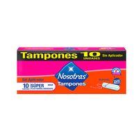tampones-nosotras-sin-aplicador-super-caja-10un