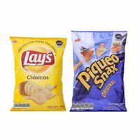 pack-frito-lay-papas-fritas-lays-bolsa-160g-piqueo-snax-bolsa-200g-paquete-2un