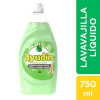 lavavajilla-liquido-ayudin-sabila-botella-750ml